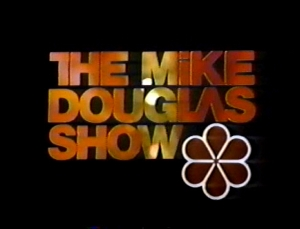 Screenshot of Mike Douglas Show ID